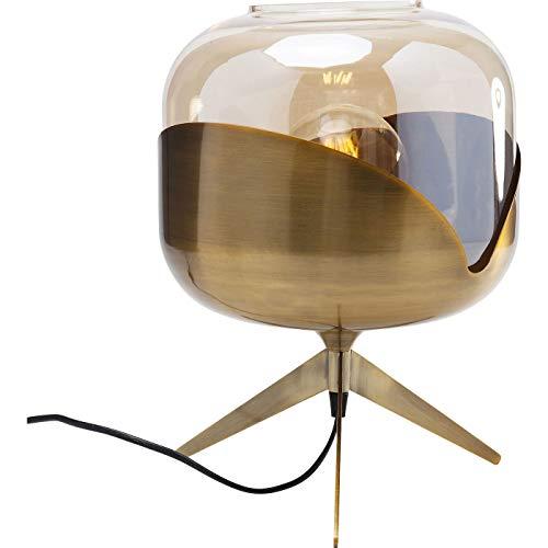 KARE Tischleuchte Golden Goblet Ball Gold 29 33 29 29 x 29 x 33 Tischleuchte Golden Goblet Ball Glas A-E