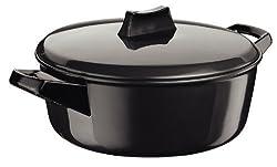 Hawkins/Futura L60 Hard Anodised Cook and Serve Stewpot/Bowl, 3-Liter