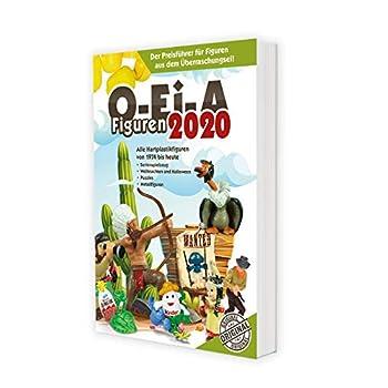 O-Ei-A Figuren 2020 - Das Original: Der Preisführer für Figuren aus dem Überraschungsei!