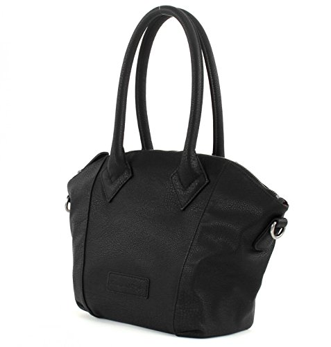 Fritzi aus Preußen Aurora Vintage Handtasche 41 cm Black