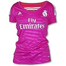 Camiseta Real Madrid 2ª -Mujer- 2014-15