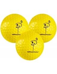 10 Balles de Golf Almost - Street Golf