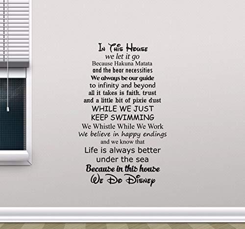 Pbldb 36X60 Cm Mickey Mouse Wandtattoo Home Schlafzimmer Wandaufkleber Cartoons Film Schriftzug Junge Baby Kinder Wandkunst Kinderzimmer Dekor Wandbild