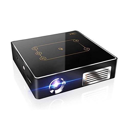 BYBYC Mini-Projektor, 3000 Lumen Projektor, Sie können Videos ansehen und eine Menge Spiele Spielen, Mini-Projektor