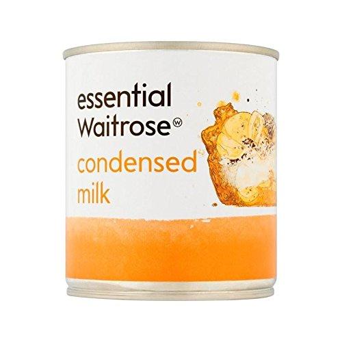Lait Condensé Waitrose Essentielle 397G - Paquet de 4