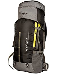 TRAWOC 55 LTR Backpack for Camping and Travel Hiking Trekking Bag, 1 Year Warranty