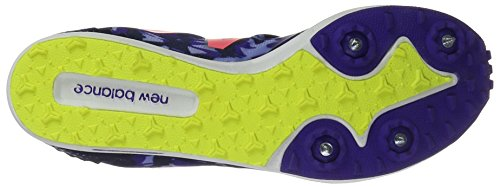 New Balance Women's 700v4 Track Spike Running Shoe Purple/Pink