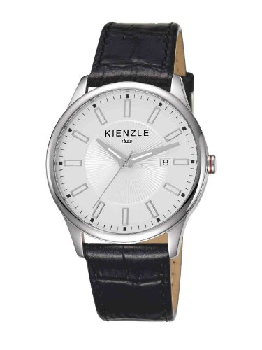 Kienzle Men's Quartz Watch K3041011021-00025 with Leather Strap