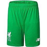 Liverpool Home Goalkeeper Shorts 2017-18 - Kids
