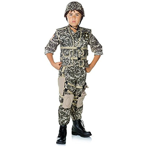 U.S. Army Ranger Deluxe Costume (Child L)