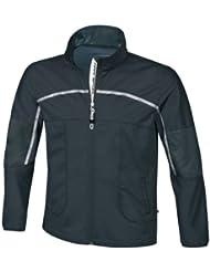 Marinepool Jacke Vigour Midlayer Jacket Kids - Prenda, color negro, talla 128/134