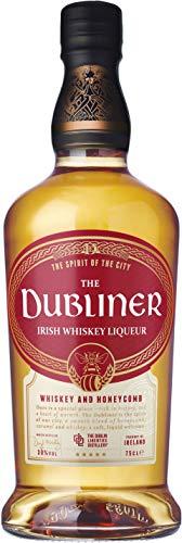 The DUBLINER Irish Whiskey & Honeycomb, Whiskey-Likör mit Honig und Karamell-Geschmack, 30{f6dd1b471f6ece35deadc1650dbfede0fe8fff15583c599eff178ebe5f626590}