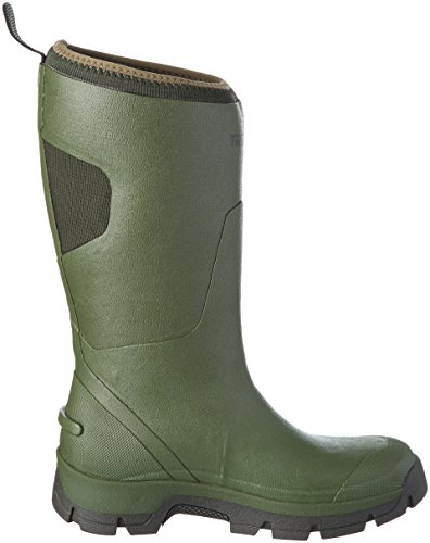 Tretorn Tornevik Low, Chaussures de Chasse Mixte Adulte Vert - Grün (Green 060)