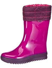 Romika Cosmos 01 | PVC Kinder Regenstiefel | Bunte Unisex-Gummistiefel für Mädchen und Jungen | Schadstofffrei