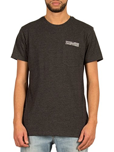 Volcom Vear Hth Ss -Fall 2017- Heather Black Heather Black