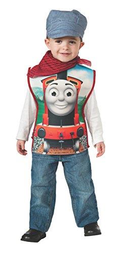 Train & Friends Kinder Kostüm Fasching Karnevall Junge 98-104 (Zombie Kuh Kostüm)