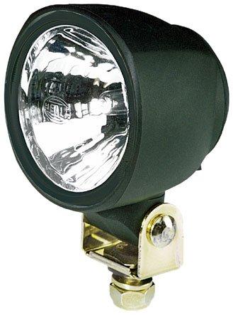 HELLA 1G0 996 176-011 Arbeitsscheinwerfer Modul 70 H3 für weitreichende Ausleuchtung, Anbau, rund, Halogen, 12V/24V