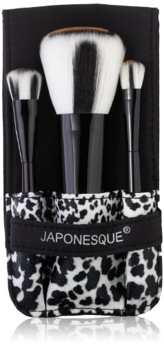 Japonesque Safari Chic Pinsel-Set