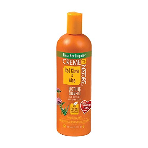 Creme Of Nature Shampoo Extra Body 450 ml (Shampoo) - Hydrating Detangling Shampoo
