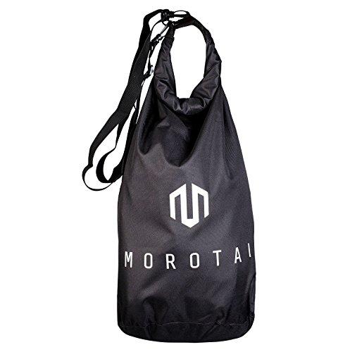 MOROTAI Gym Dry Bag Large | Sporttasche schwarz groß |...