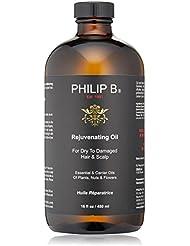 Philip B Rejuvenating Öl für trockenes Haar und Haarhaut - Damen, 1er Pack (1 x 480 ml)