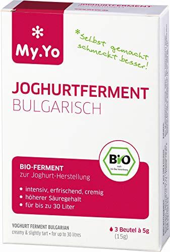 My.Yo BIO Joghurtferment Bulgarisch