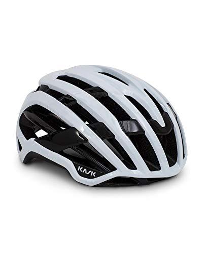 Kask Valegro Helm weiß Kopfumfang M   52-58cm 2019 Fahrradhelm