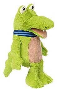 Sigikid 38978Colección de muñeca de Mano marioneta (cocodrilo Sweety, Verde