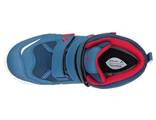 VAUDE Cobber CPX II - Bottes Enfant - bleu 2016 Washed Blue