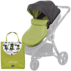 Chicco 79358540000 Color Pack Urban Passeggino, Verde Wimbledon