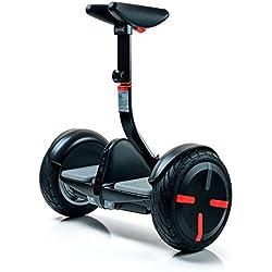 miniPro de Segway- Transporte Personal con Auto Equilibrio, 18 km/h, Control a través de la App, eScooter, Movilidad eléctrica, Vehículo eléctrico (Negro)