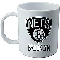 Brooklyn Nets - NBA Becher und Auffkleber
