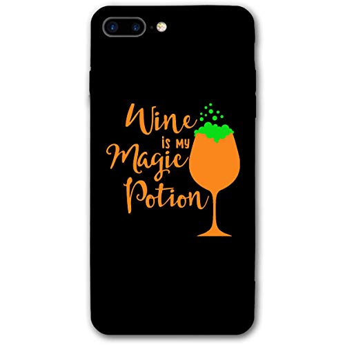 ion Funny Halloween iPhone 8 Plus Case,Case for iPhone 7 Plus 2016 / iPhone 8 Plus 2017 Release Unisex ()