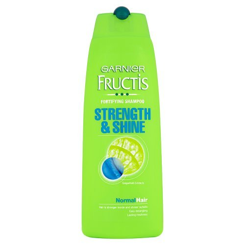 Garnier Fructis Fortifying Strength and Shine Shampoo, 250ml