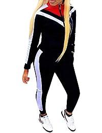 Ginnastica Da Pantaloni it Amazon Abbigliamento Donna Tute nX6I8qxWH