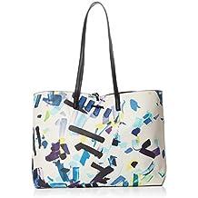 Desigual Borsa Donna Shopper Confetti Seattle 18WAXPX3 Reversibile 3 in 1 8c6128baece