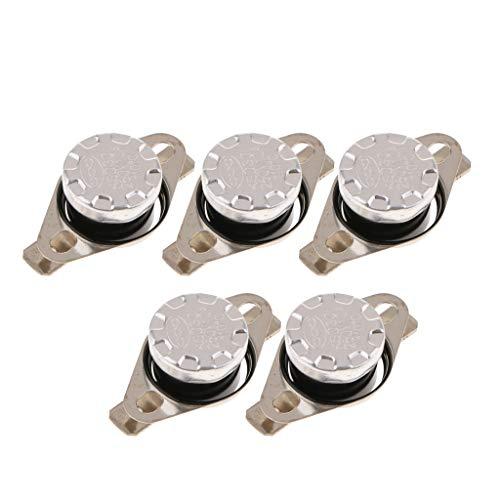 Schalter Für Temperaturregulierung, Thermostat, 220V Wechselstrom, 16A, 220°C, NC, KSD301 - Silber 110 °