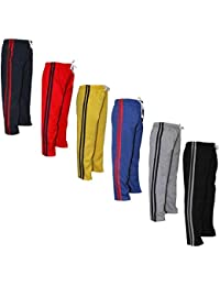 Eteenz Boy's Cotton Pants - Pack of 6