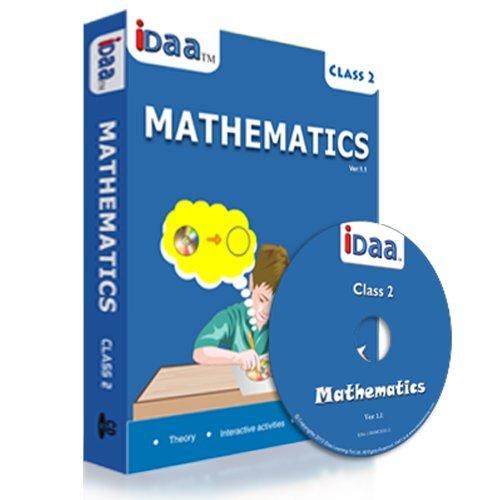 Idaa Class 2 Mathematics Educational CBSE (CD)