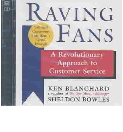 [Raving Fans (CD)] [by: Kenneth H. Blanchard]
