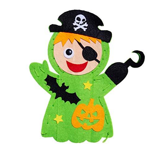 Hihey Marioneta Mano Eingut Halloween Marionetas Mano