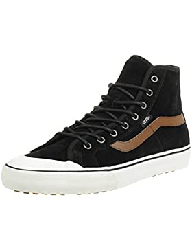 VANS Black Ball HI MTE Sneaker skate leather winterboots black V305I27