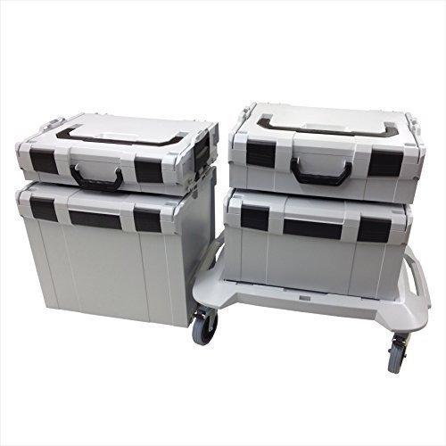 Preisvergleich Produktbild Bosch Sortimo L-Boxx Set Gr1 - 4 / Roller / 1 L-Boxx mini incl 1 kg Haribo