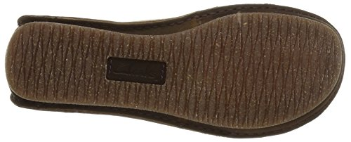 Clarks Janey Mae, Mocassins Femme Marron (Beeswax)