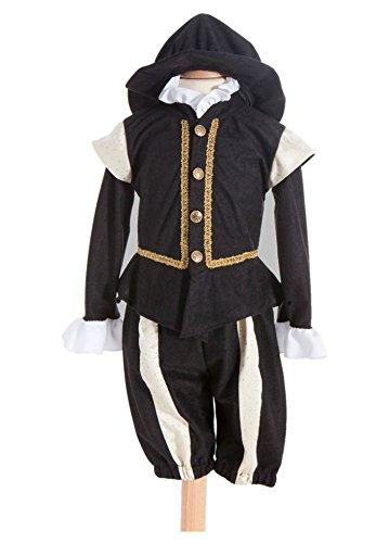 Tudor Prinz Arthur Elizabethan Jungen Kostüm Kostüme Alter -