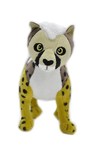 wild-kratts-wild-life-plush-spot-swat-by-wicked-cool-toys