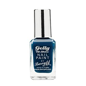 Barry M Cosmetics Gelly Hi Shine Blackberry 10ml