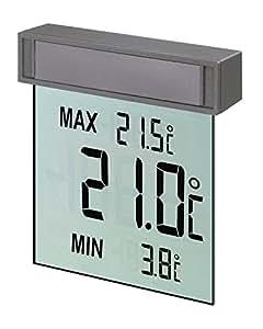 TFA 30.1025 digital body thermometer - digital body thermometers (105 x 23 x 97 mm)