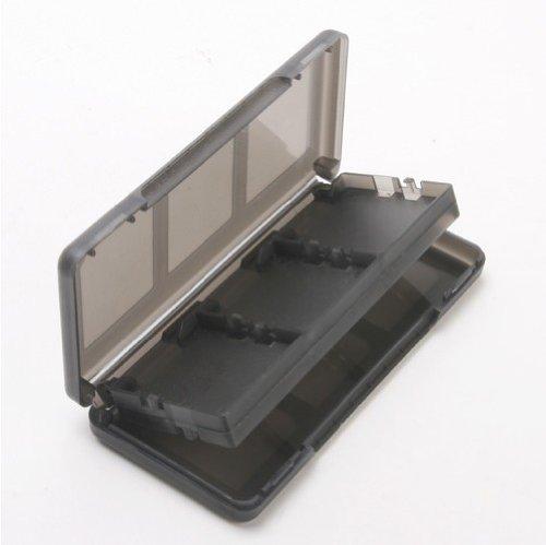 Schwarz 6 in 1 Spiel Karte Case Box Tasche Etui Für DS LITE NDS DSI LL XL NDS - Xl Dsi Lite