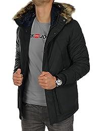 5b85f85e318728 JACK   JONES Winterjacke jorMOUNTAIN Parka Jacket Winter Dicke Jacke  Kunstfell